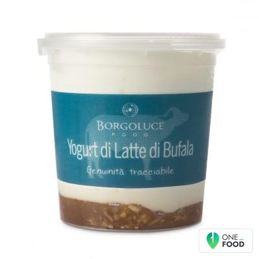 Yogurt Di Latte Di Bufala Ai Cereali